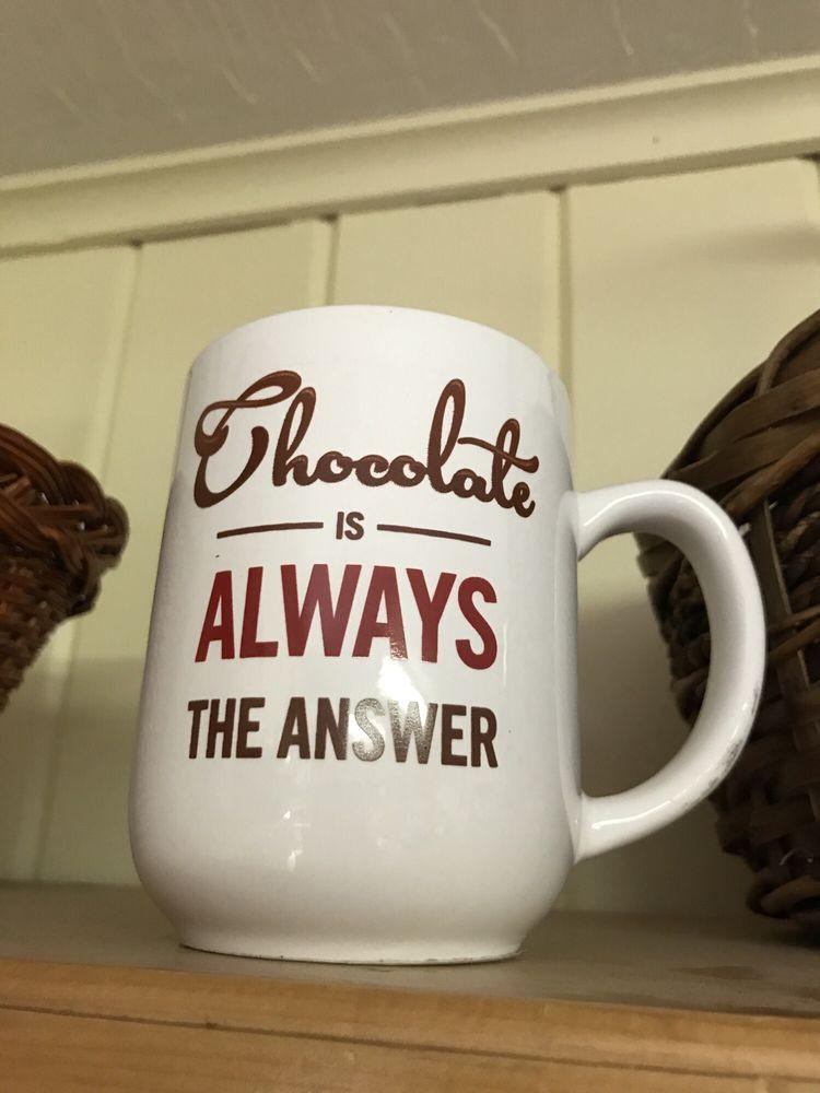 Highland Chocolates: 11724 Rt 6, Wellsboro, PA