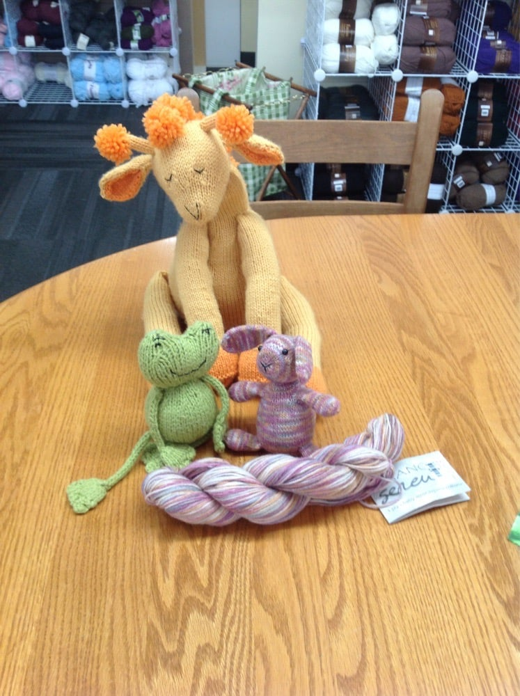 Knitting Supplies Near Me : Fox in the hen house quilt knit shop knitting supplies