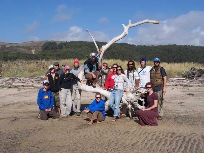 Exploring New Horizons: Loma Mar, CA