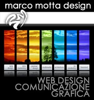 marco motta design web design rho milano numero di