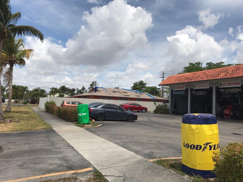 Miller Auto Service and Tires: 6795 SW 40th St, Miami, FL