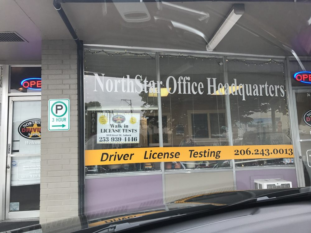 NorthStar Driving Academy: 30 B St NE, Auburn, WA