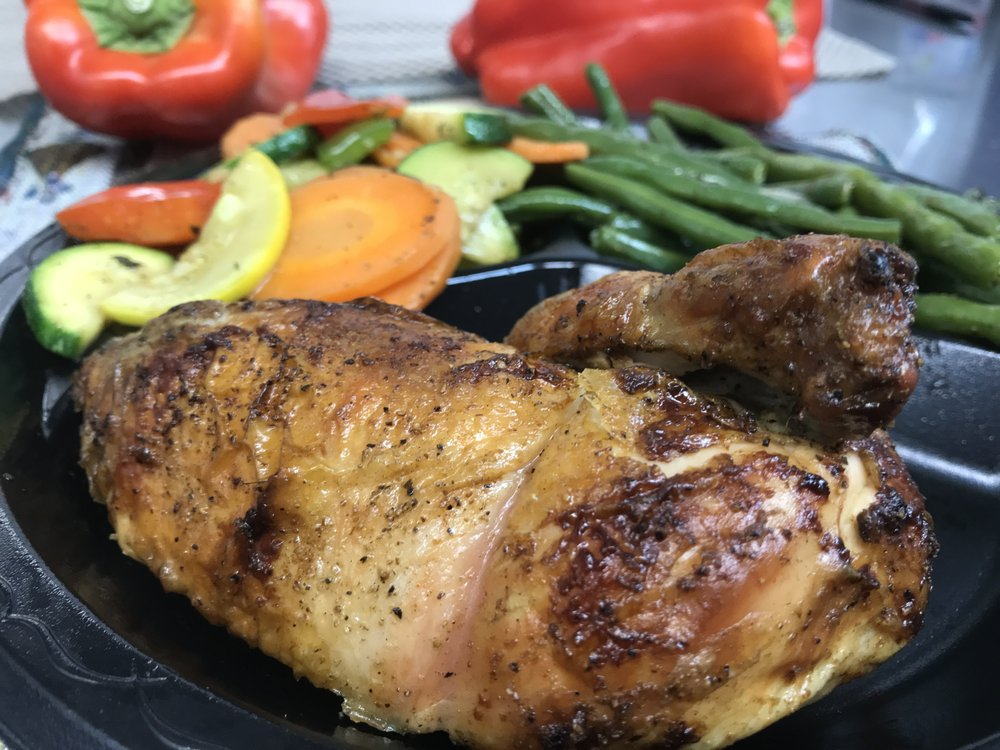 Del Rancho Chicken: 1065 W Patrick St, Frederick, MD