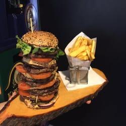 manhattan burger 57 fotos 30 beitr ge burger. Black Bedroom Furniture Sets. Home Design Ideas