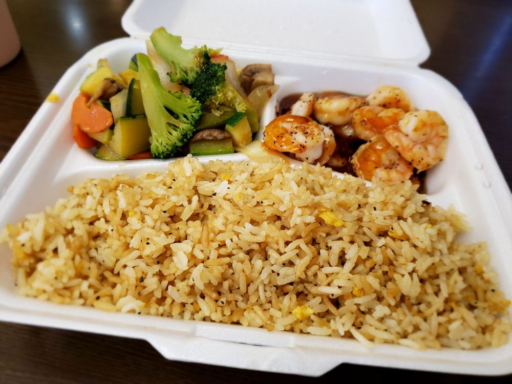 Food from OEC Japanese Express