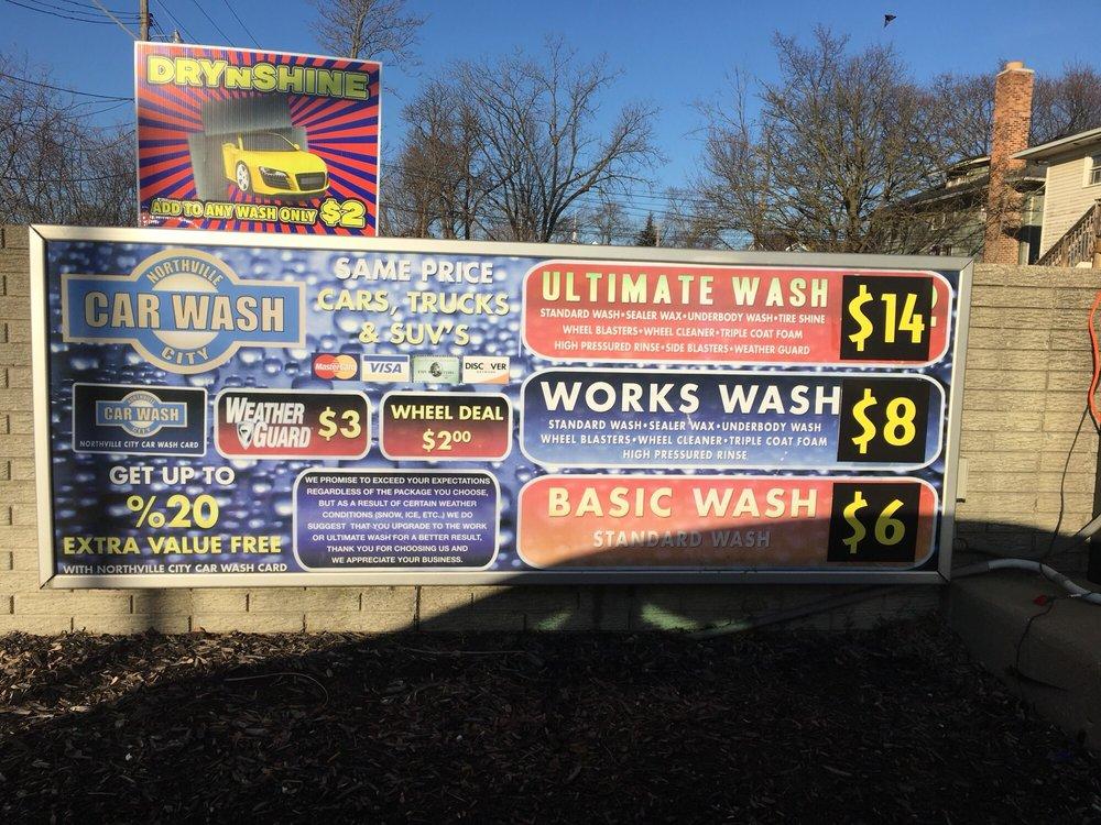 Northville City Carwash: 470 E Main St, Northville, MI