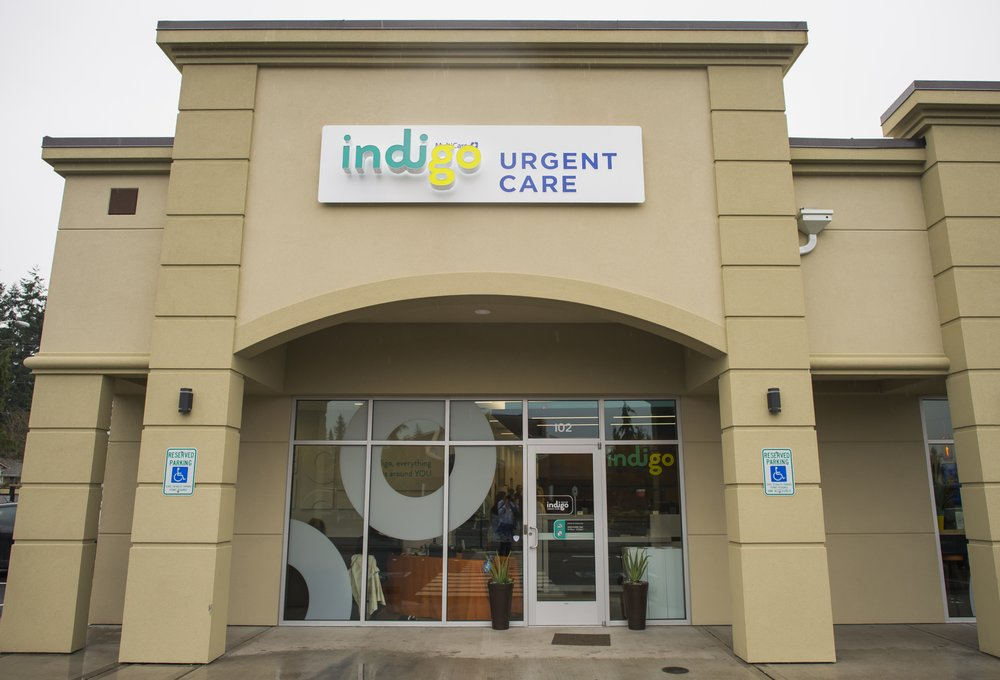 MultiCare Indigo Urgent Care: 15125 Meridian E, Puyallup, WA