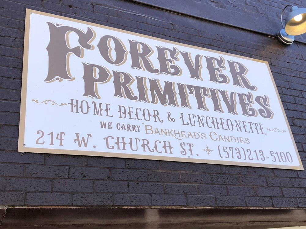 Forever Primitives: 214 W Church, Bowling Green, MO