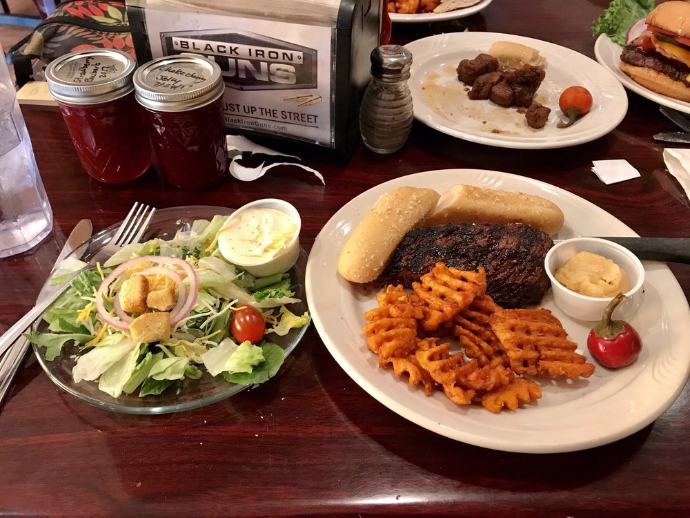 Longhorn Saloon & Grill: 214 E Main St, Sundance, WY