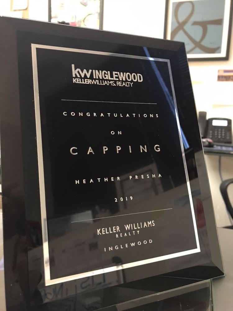 Heather Presha - Keller Williams Realty Inglewood