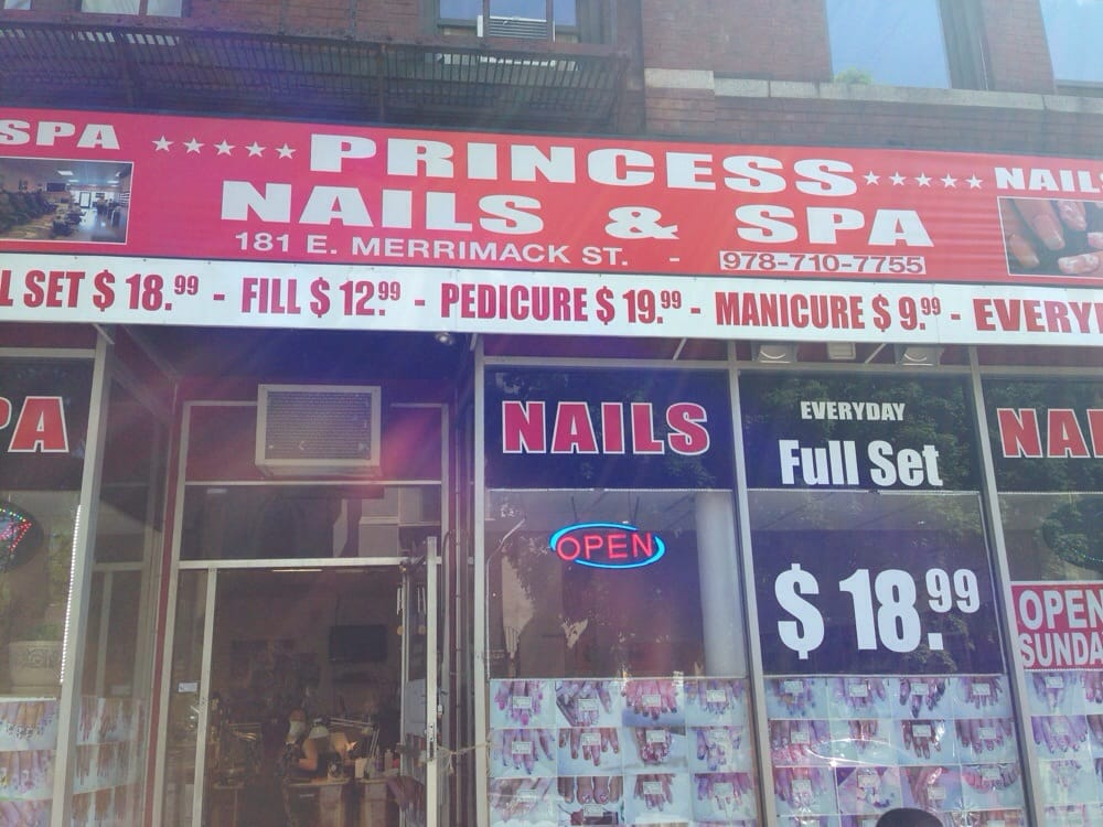 Dracut Nails And Spa Phone Number