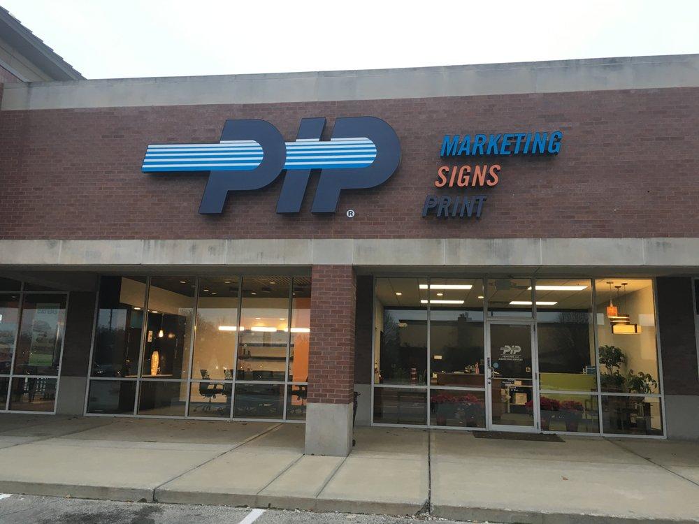 PIP Marketing Signs Print