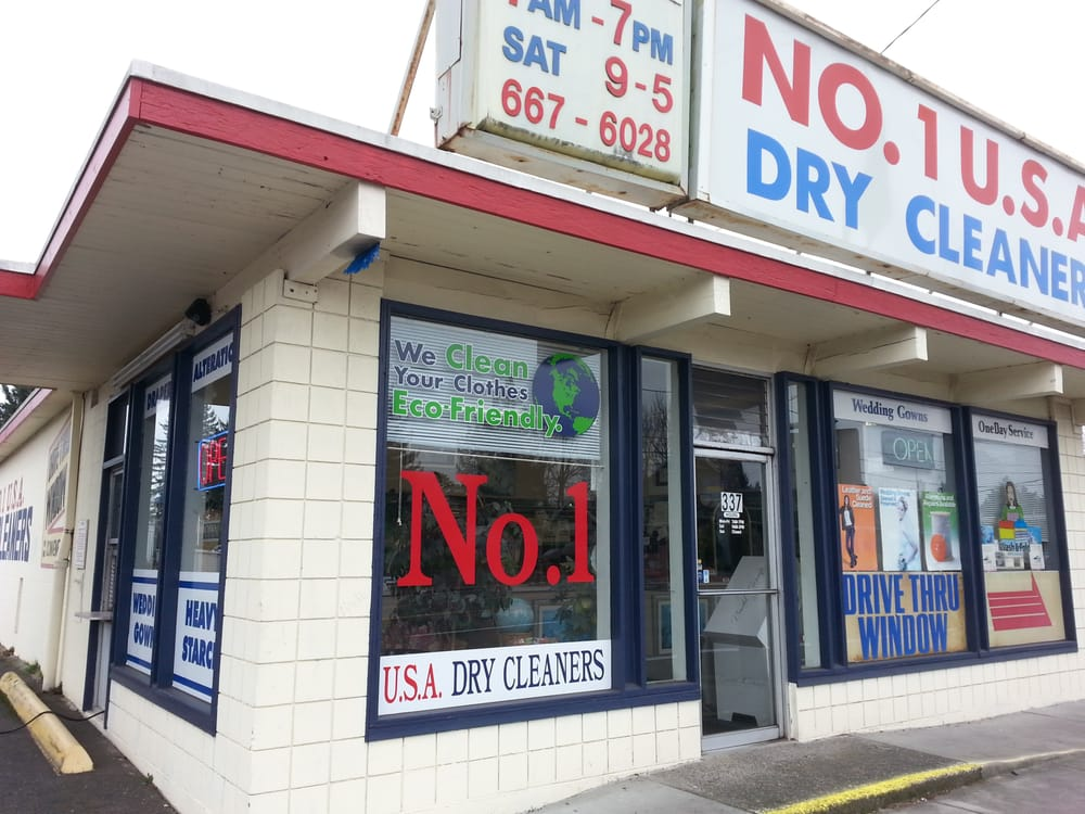 No 1 USA Dry Cleaners