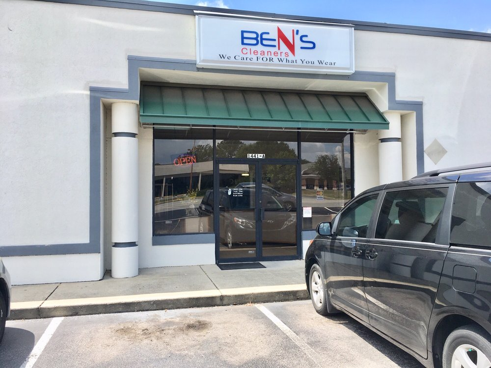 Ben's Cleaners: 1441 Colonial Life Blvd W, Columbia, SC