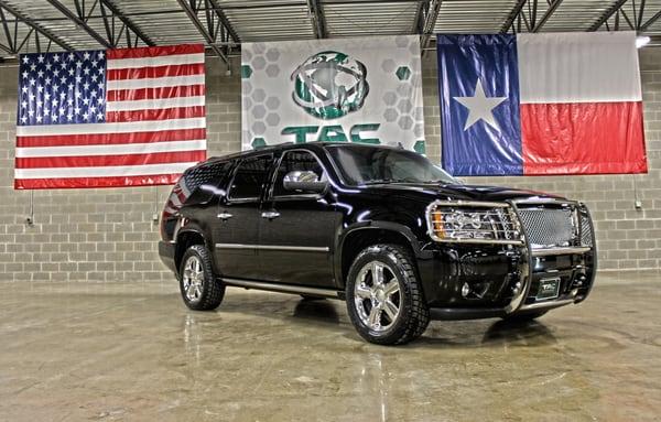 Texas Armoring Corporation Car Dealers 4323 Factory