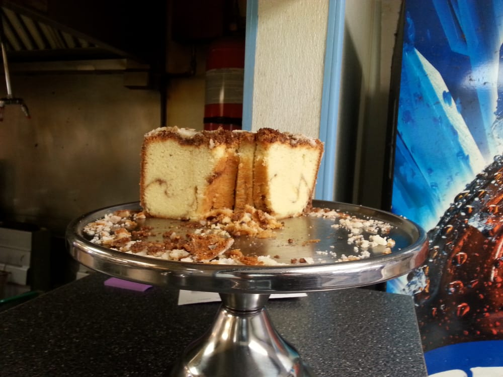 CJ's Real Pound Cake: 13887 Gratiot, Detroit, MI