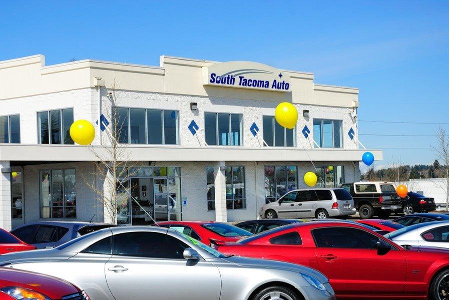 south tacoma auto 65 photos 27 reviews car dealers 7838 s tacoma way tacoma wa. Black Bedroom Furniture Sets. Home Design Ideas