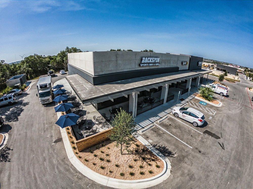 Backspin texas Sports Bar & Grill: 165 Hargraves Dr, Austin, TX