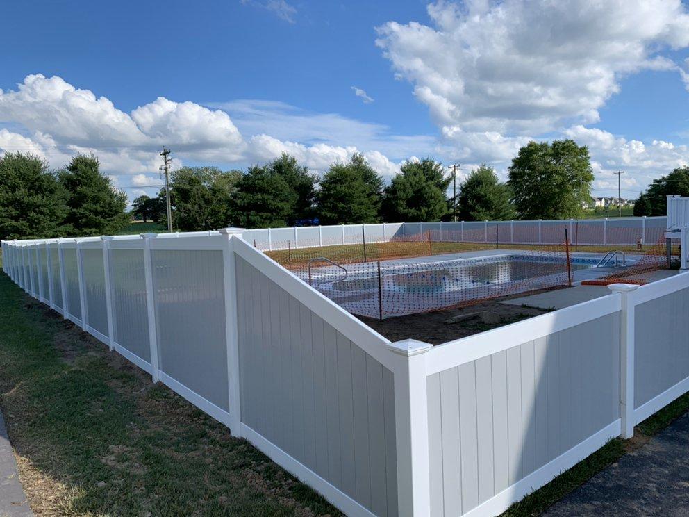 ABC inc Fencing: 10957 Willow Grove Rd, Camden, DE