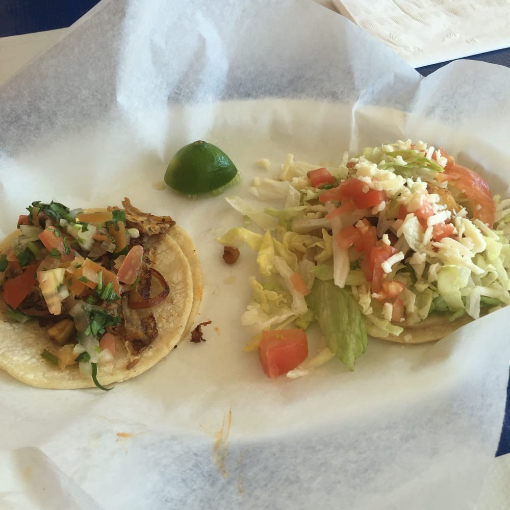 Pastor and fish taco each yelp for Fish tacos near my location
