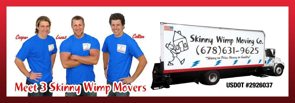 Skinny Wimp Moving: 5565 2nd Ave, Birmingham, AL
