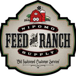 Nipomo Feed and Ranch Supply - Pet Stores - 125 S Thompson