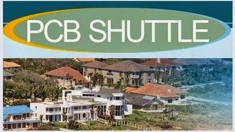 PCB Shuttle: Panama City, FL