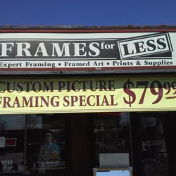photo of frames for less napa ca united states