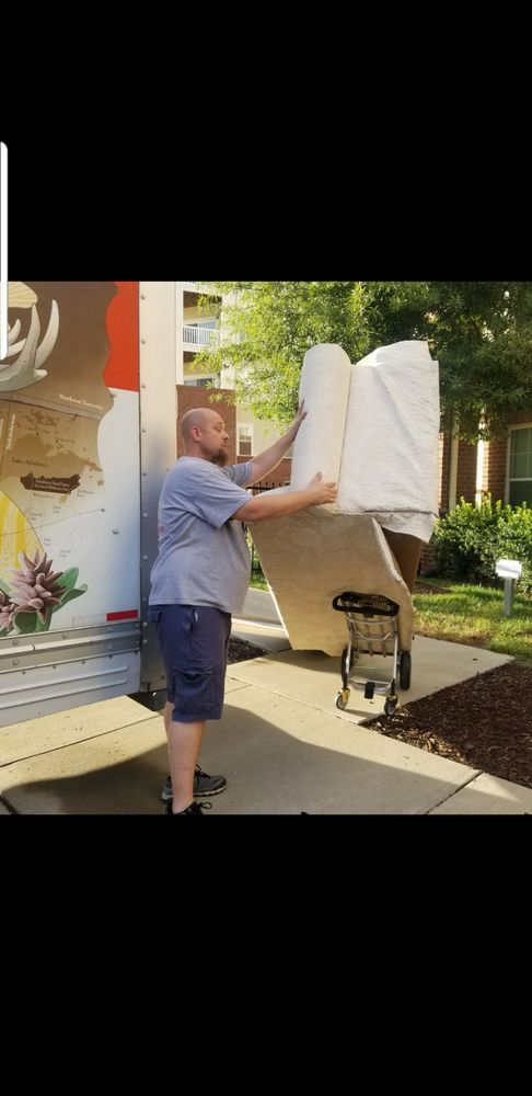 B&B MOVERS: Lillington, NC
