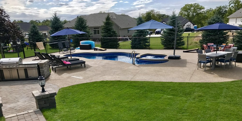 Expert Pool Builders: Fenton, MI
