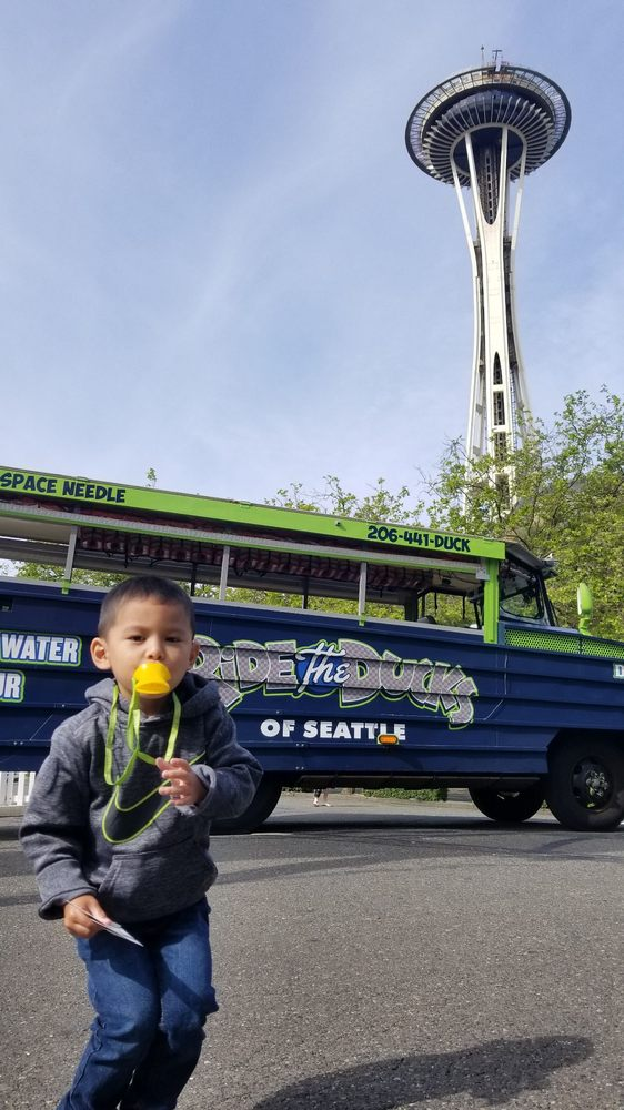 Ride the Ducks of Seattle