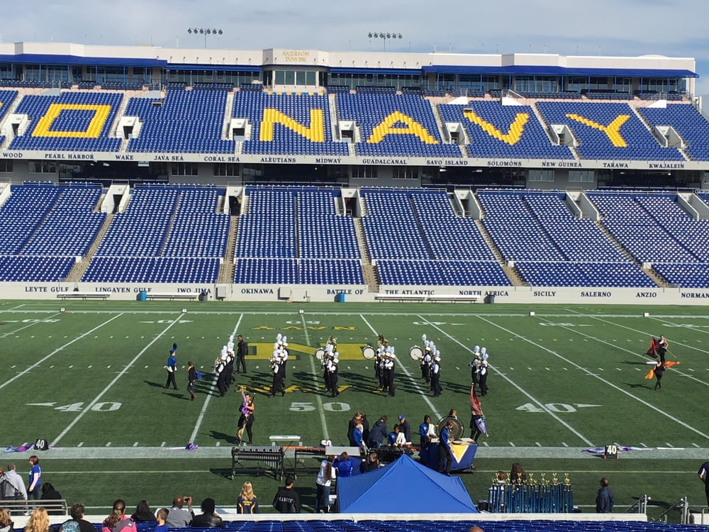 Navy Marine Corps Memorial Stadium