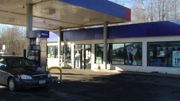 USA Gas Mini Mart: 1113 Rt 12 S, Greene, NY