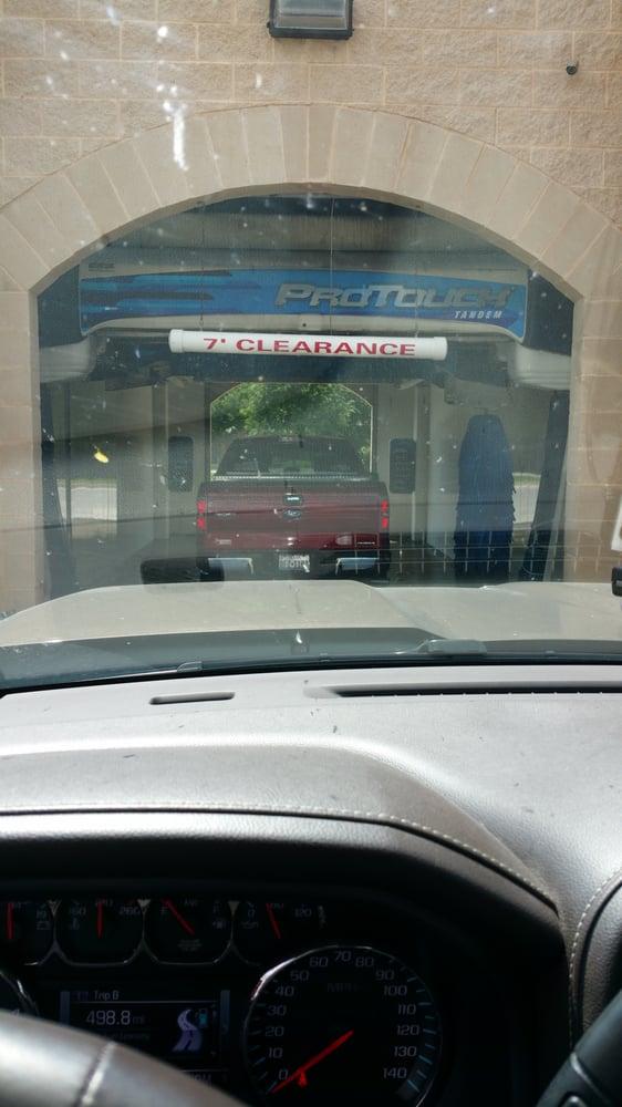 Car Wash Near Waxahachie