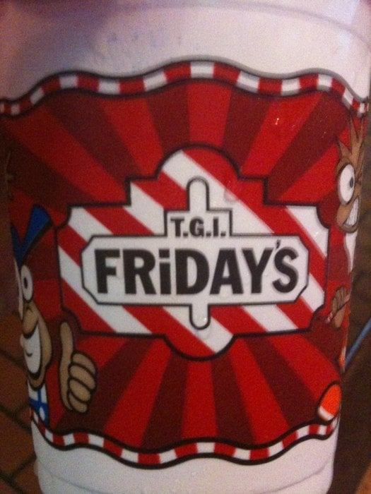 Friday's: 1240 E Ireland Rd, Greenwood, IN
