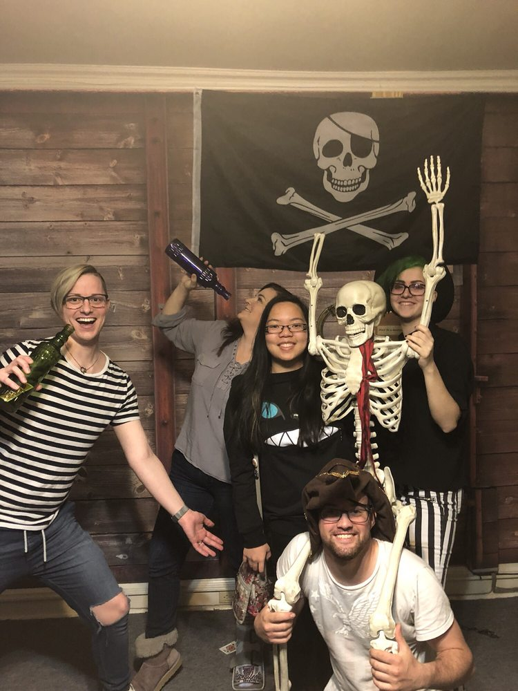Social Spots from Surelocked In Escape Games