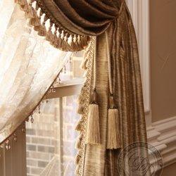 Custom Designed Window Treatments