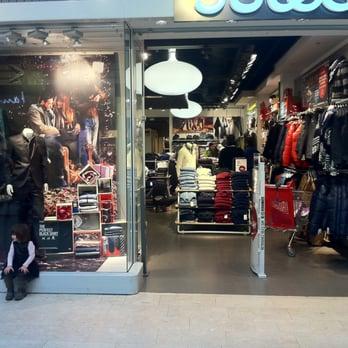 Jules v tements pour hommes centre commercial auchan - Nouveau centre commercial roncq ...