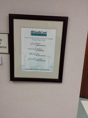 Hillcrest Hospital South 8801 S 101st East Ave Tulsa, OK