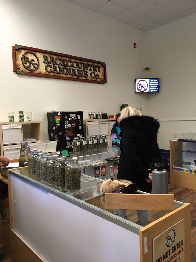 Backcountry Cannabis: 329 Belleview Ave, Crested Butte, CO