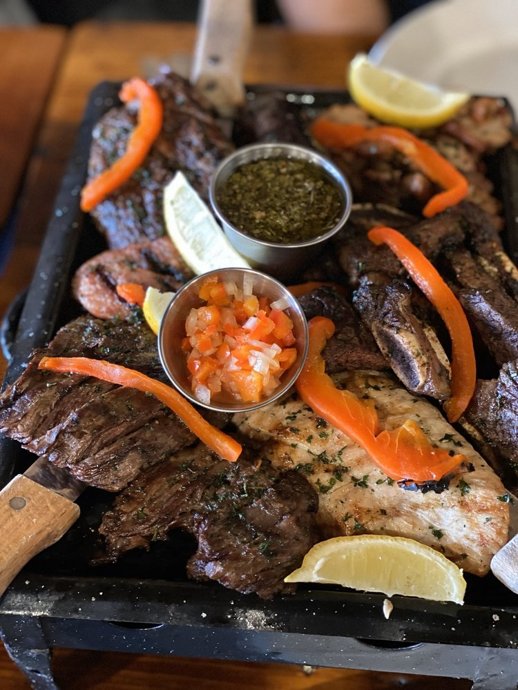 Food from Buenos Aires Grill & Cafe