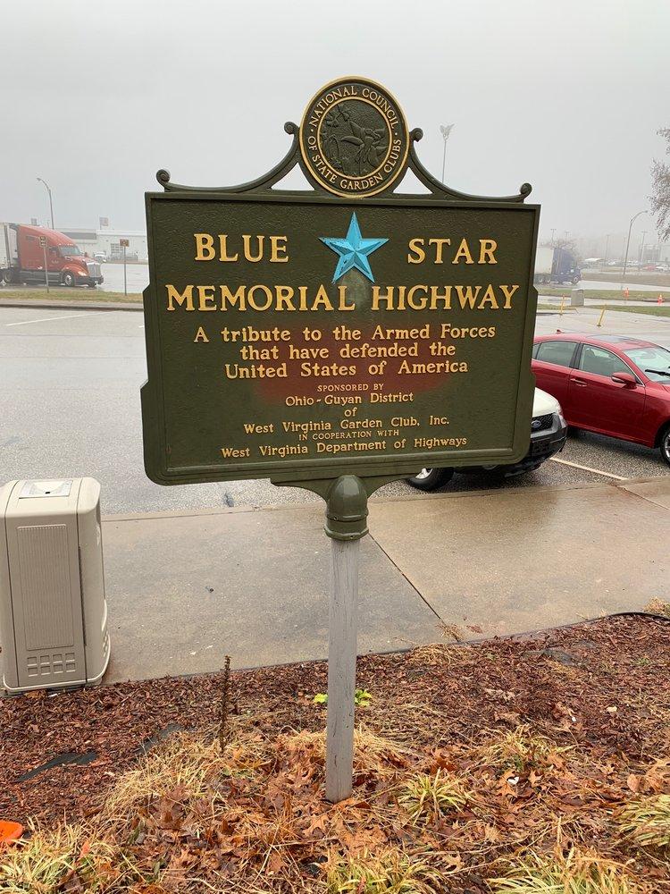 I-64 Eastbound Welcome Center: I-64 Eastbound Mile Marker 10, Huntington, WV