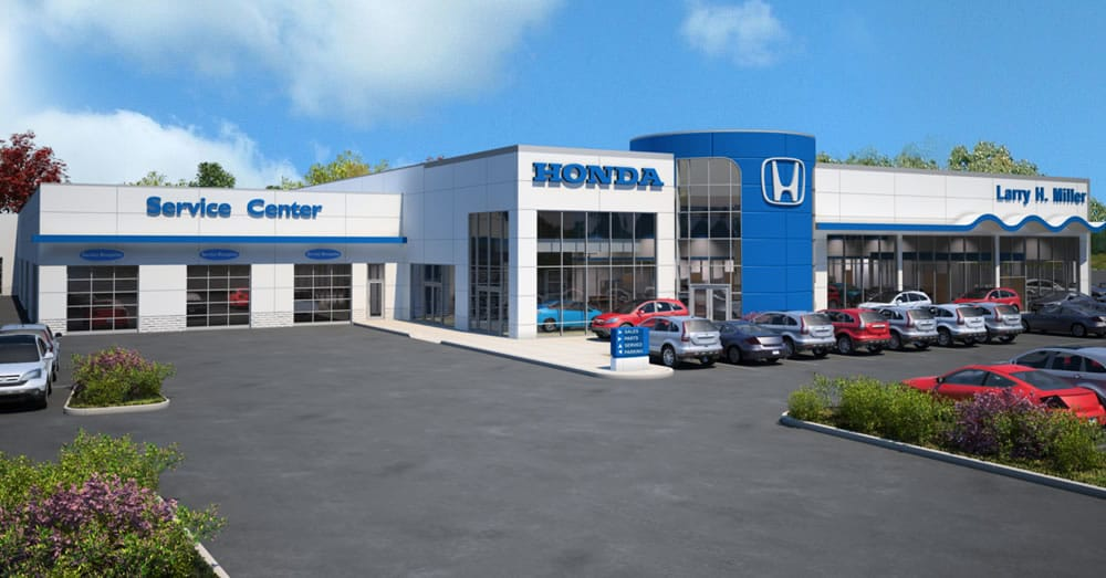 Larry H Miller Honda >> A Brand New State Of The Art Rebuilt Larry H Miller Honda Boise