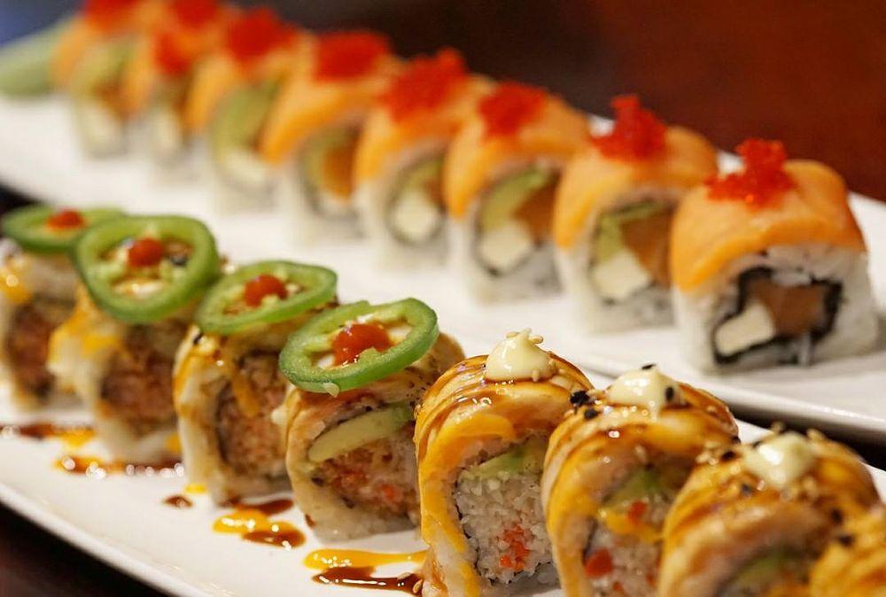 SuBI Japanese Restaurant: 403 Madison Ave N, Bainbridge Island, WA