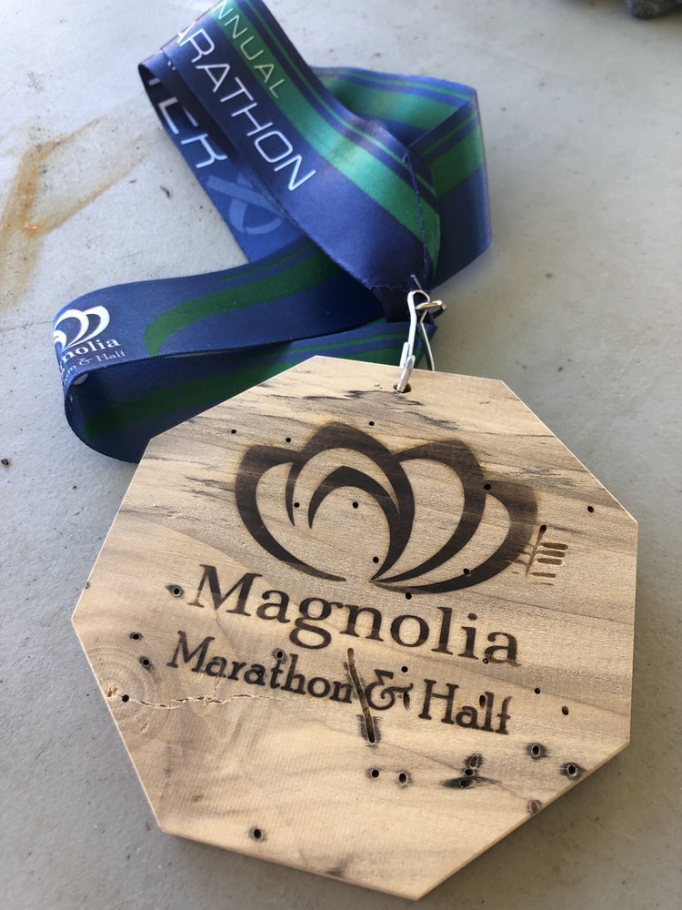 Magnolia Marathon & Half marathon: 601 23rd Ave, Meridian, MS