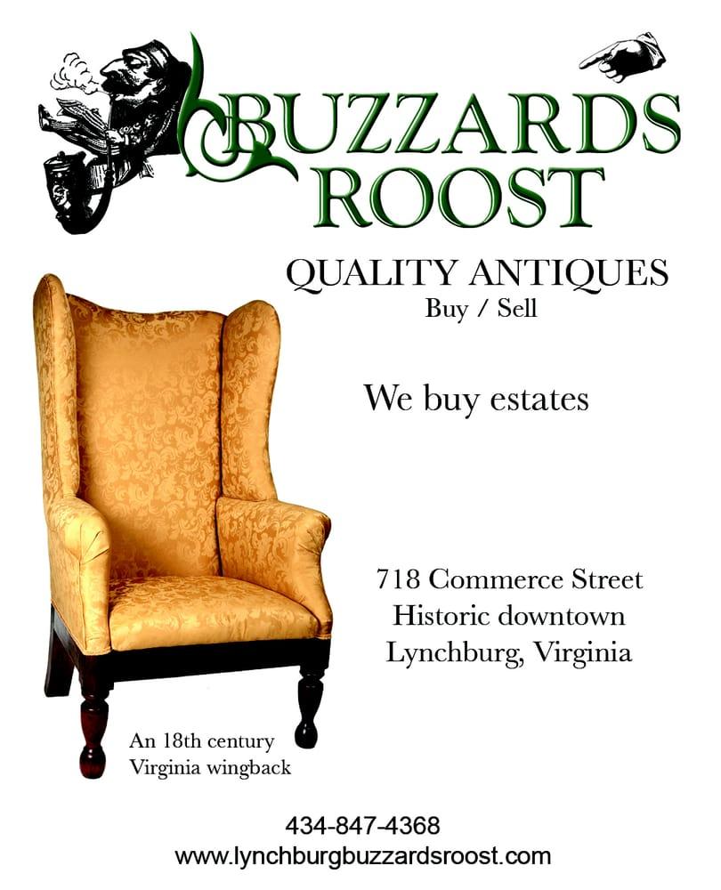 Buzzards Roost: 718 Commerce St, Lynchburg, VA