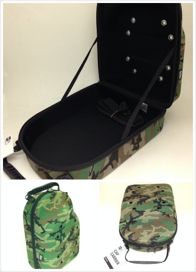 New Era 6 Cap Carrier Camo - Yelp