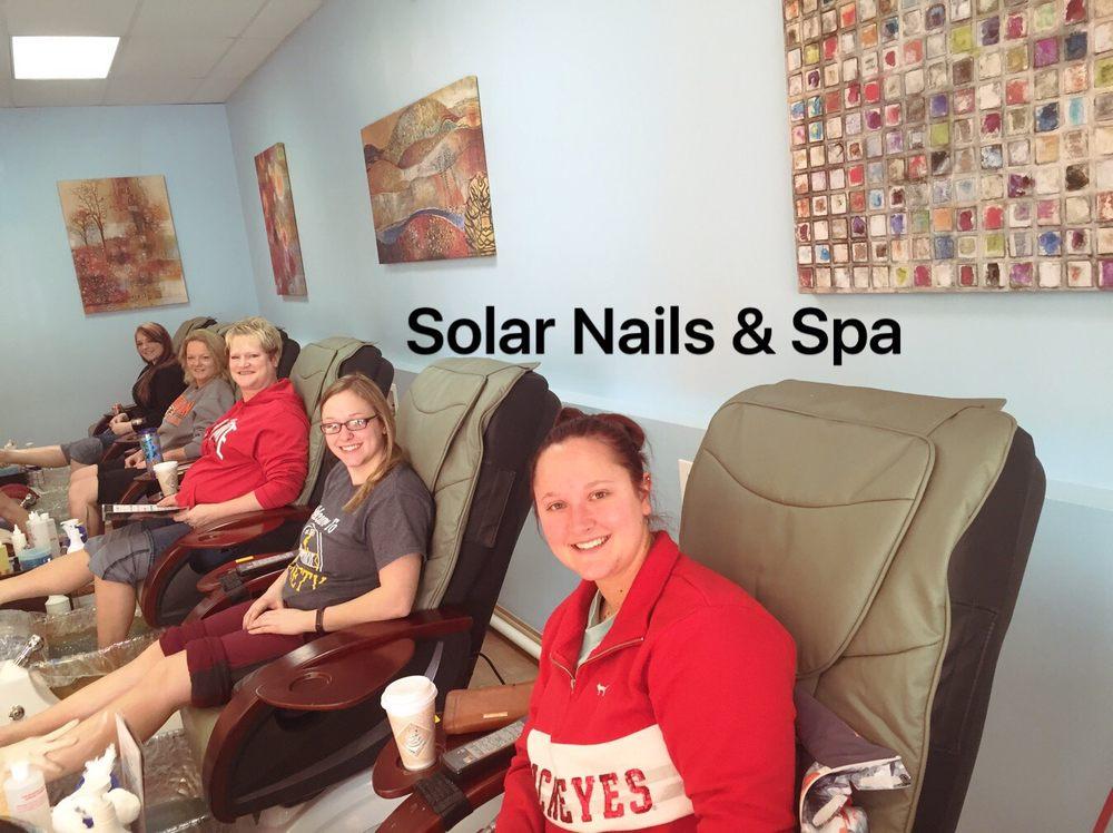 Solar Nails & Spa: 2361 Elida Rd, Lima, OH