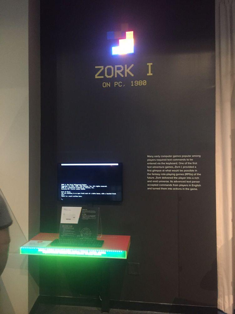 Zork I - Yelp