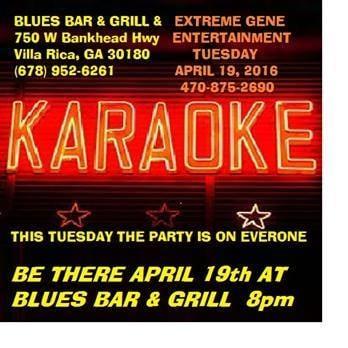 Blue's Bar & Grill: 750 W Bankhead Hwy, Villa Rica, GA